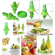 1x Set de 3limón pulverizador spray Herramienta de Cocina verduras Frutas novedad pescado carne barbacoa comida R75