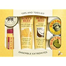 BURT'S BEES - Tips N Toes Hands & Feet Kit - 6 Pieces
