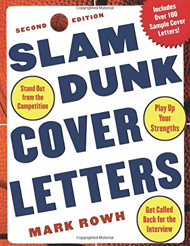 Slam Dunk Cover Letters, 2/e