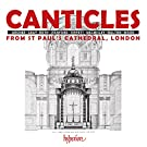 Canticles From St Paul's [Simon Johnson, Andrew Carwood ] [Hyperion: CDA68058]