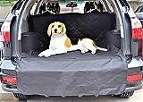 Worldgloves Kofferraum-Schondecke Hund, der Ideale Schutz für Ihren Kofferraum, robust, Wasserabweisend, leicht und schnell zu Befestigen, Gepolstert