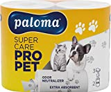 Paloma 10x Küchenrolle Super Care Pro Pet XXL