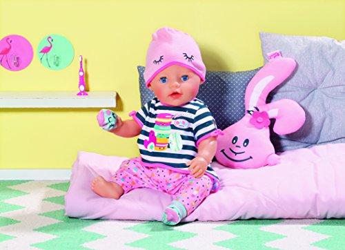 Baby Born 824627 Deluxe - Muñeca de Lactancia para Fiestas