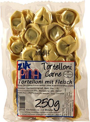 Tortelloni mit Fleischfüllung, 250 g frei von Konservierungsstoffen & Geschmacksverstärker