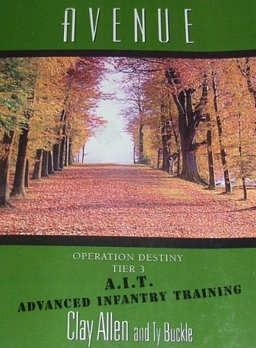 Avenue, Operation Destiny Teir 1, Boot Camp by Clay Allen (2002-05-03) Avenue Boot