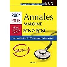 Annales Maloine ECN-ECNi 2004-2015