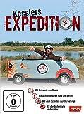 Kesslers Expedition Box 5 Michael Kessler Mit Schwein am Rhein, Mit Schwimmkufen rund um Berlin, Mit der Seifenkiste an der Oder, Mit dem Schlitten durchs Gebirge, (4er DVD Box)