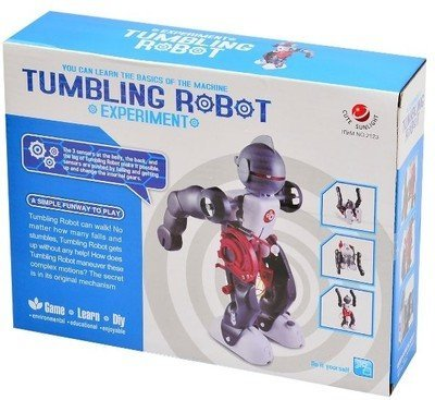 Tumbling Robot (Multicolor)