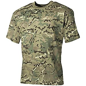 MFH Homme T-shirt Operation Camo