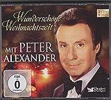 Wunderschöne Weihnachtszeit mit Peter Alexander