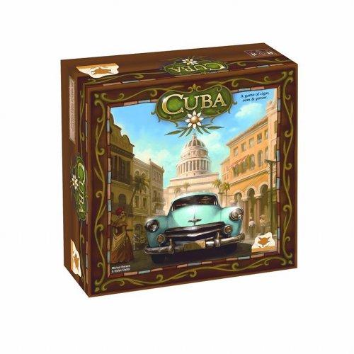 Preisvergleich Produktbild Eggert Spiele 50092 - Cuba