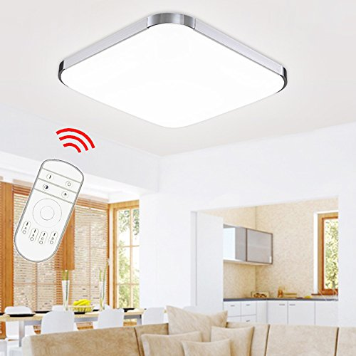Hengda Led 36w 48w Deckenleuchte Energiespar Modern Deckenlampe