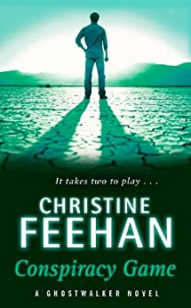 Conspiracy Game: Number 4 in series (Ghostwalker Novel) by [Feehan, Christine]