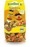 Sesamstrasse- Bunte Buchstaben Pasta 250g aus Bio-Hartweizengrieß und deutscher Herstellung
