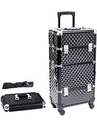 Songmics® beauty case maleta make up Nail Art Maleta caja porta Gioie esmaltes objetos JHZ04B
