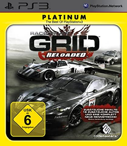 Race Driver GRID - Reloaded [Platinum]