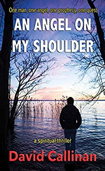 An Angel On My Shoulder: one man, one angel, one prophecy, one quest by [Callinan, David]