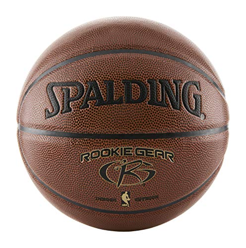 Spalding Rookie Gear Basketball - Brown - Youth Size