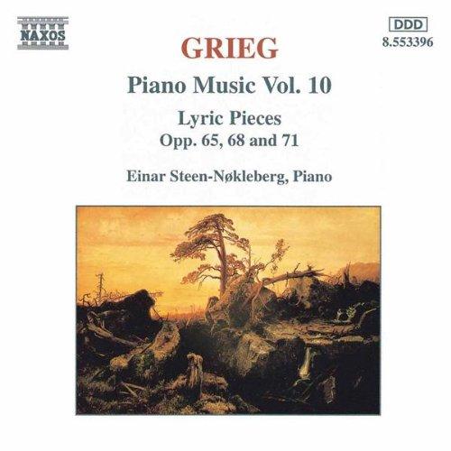 Lyric Pieces, Book 9, Op. 68 (use): Bestemors menuett (Grandmother's Minuet)