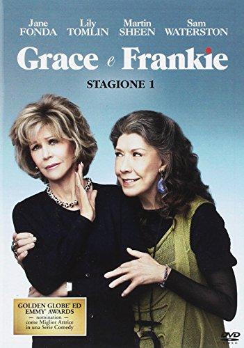 Grace And Frankie Stg.1 (Box 3 Dvd)