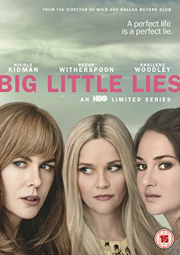 Big Little Lies [Reino Unido] [DVD]