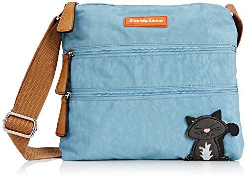 swankyswansriley-cat-designer-bolso-bandolera-mujer-color-azul-talla-talla-unica