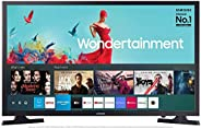 Samsung 80 cm (32 inches) Wondertainment Series HD Ready LED Smart TV UA32TE40AAKXXL (Titan Gray) (2020 model)