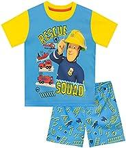 Fireman Sam Pijamas para Niños