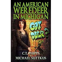 An American Weredeer in Michigan (The Bright Falls Mysteries Book 2)