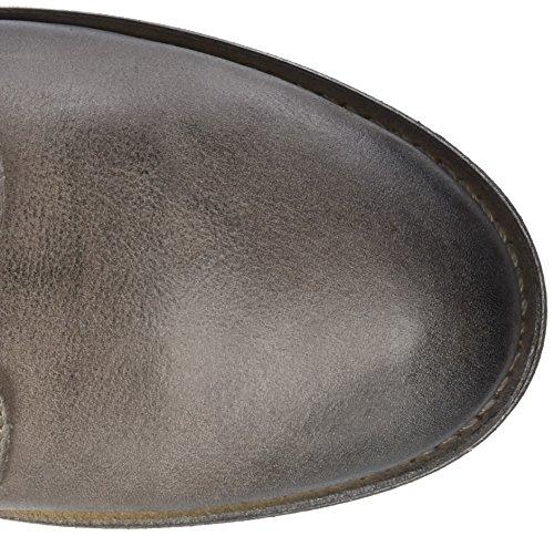 Cinza Eixo Singapura Búfalo Ti Londres 01 Botas 30766 cinza Curto Senhoras wOIIXqx8