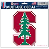 """NCAA Stanford University Multi-Use Colored Decal, 5"""" x 6"""""""