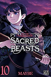 To the Abandoned Sacred Beasts Edition simple Tome 10