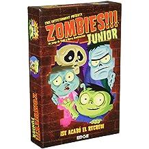 Zombies!!! Junior, Juego de Tablero Asmodee EDGTC50