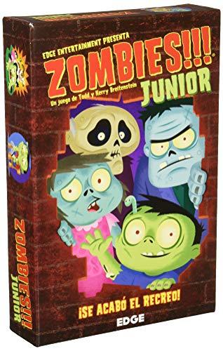 Zombies Junior, juego de tablero (Asmodee EDGTC50)