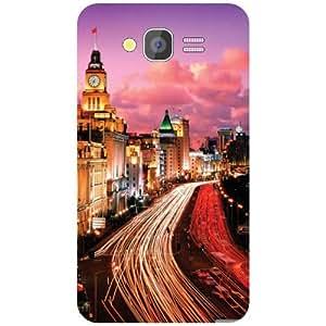 Samsung Galaxy Grand -Attractive Matte Finish Phone Cover