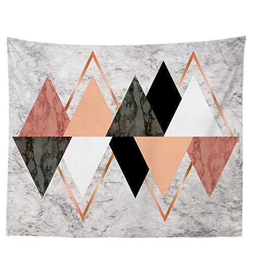 Ljfyxz arazzo panno appeso arazzo della personalità nazionale decorazione murale tovaglia asciugamano divano soggiorno camera da letto una varietà di stili (colore : h, dimensioni : 150x230cm)
