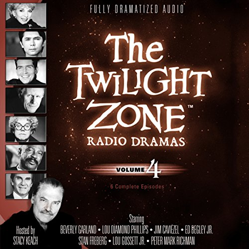 The Twilight Zone Radio Dramas, Volume 4  Audiolibri
