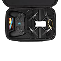 Mcdobexy Portable Shoulder Bag for DJI Tello Drone with Gamesir T1D Gamepad Remote Controller