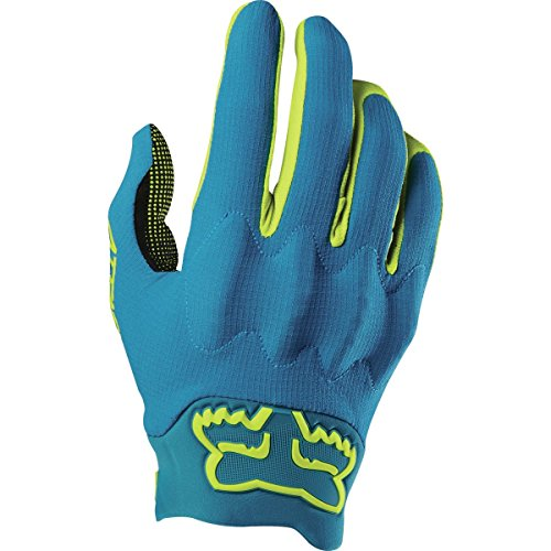 Guantes Btt Fox 2017 Attack Teal (L , Azul)