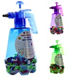 Bada Bing XXL Wasserbomben Pumpe inkl. 200 Wasserballons Wasser Spielzeug