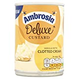 Ambrosia Deluxe Vanilla with Clotted Cream 400g