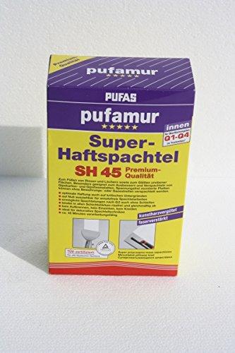 Pufas pufamur Super-Haftspachtel SH 45 25,000 KG
