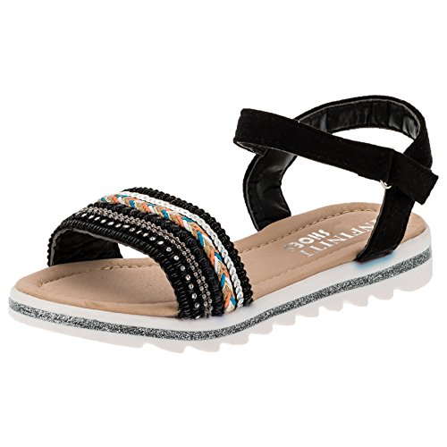 infiniti-shoes-sandales-pour-fille-noir-168sw-schwarz