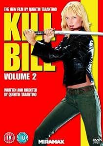 Kill Bill - Volume 2 [DVD]