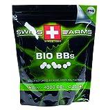 Swiss Arms Softair BIO BBs 0.28 g Kal. 6 mm 3.600 Stück weiß, 203810