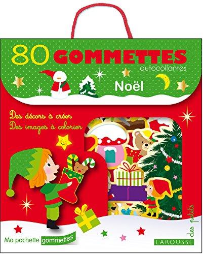 Ma pochette gommettes - Le père Noël