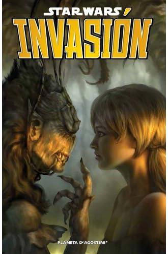 Descargar gratis Star Wars: Invasión Nº 03 de Varios Autores