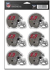 Tampa Bay Buccaneers 6-Pack Magnet Set