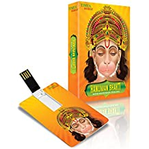 Music Card: Hanuman Bhakti - 320 kbps MP3 Audio (4 GB)
