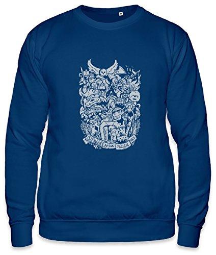 Old Friends Unisex Sweatshirt XX-Large